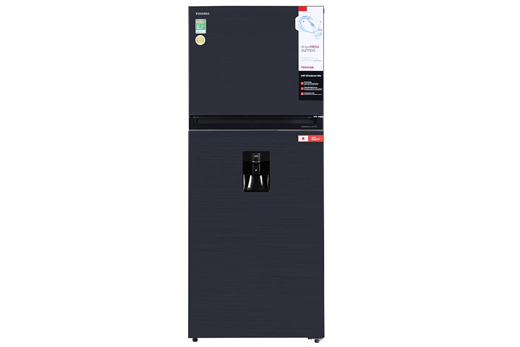 Tủ lạnh Toshiba Inverter 407 lít GR-RT535WE-PMV(06)-MG